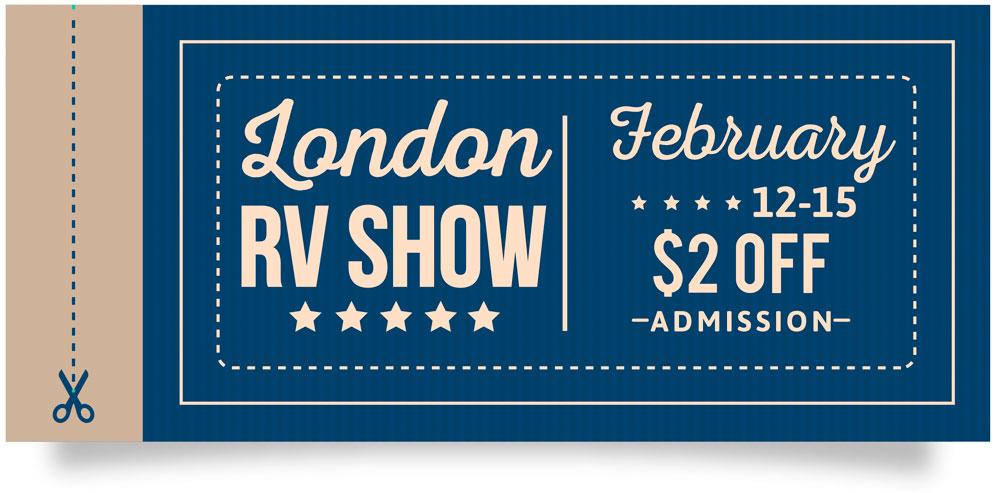 Houston rv show discount coupons